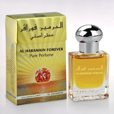 Al Haramain Forever Perfume Oil - 15 mL (0.51 oz) by Haramain