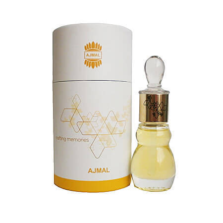 Wild Musk Perfume Oil - 12 ML (0.40 oz) by Ajmal
