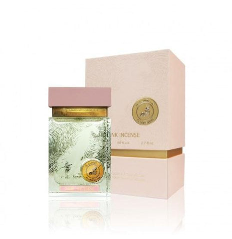 Furusiyya Pink Incense for Women EDP- 80 ML (2.7 oz) by Abdul Samad Al Qurashi