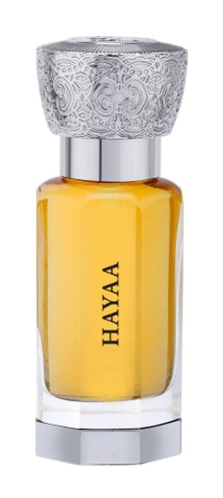 Hayaa Perfume Oil - 12 mL (0.40 oz) by Swiss Arabian - Intense oud