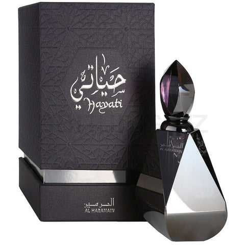 Hayati Perfume Oil - 12 ML (0.4 oz) by Al Haramain