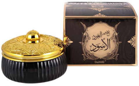 Bakhoor Oudh Aswad 70 GM (2.5 oz) by Surrati