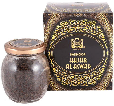 Hajar Al Aswad Bakhoor - 60 GM (2.1 oz) by Surrati