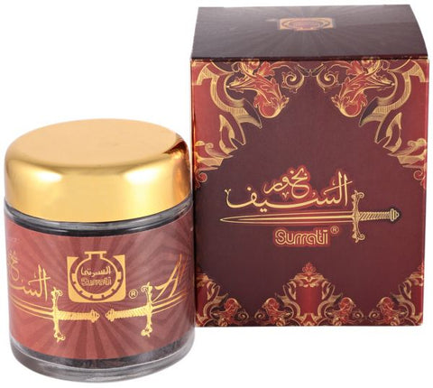 Bakhoor Al saif - 45 GM (1.6 oz) by Surrati