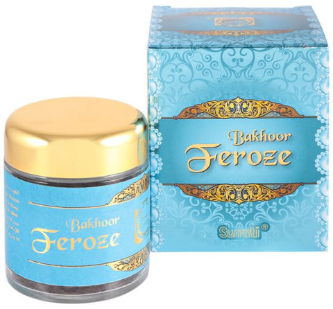 Bakhoor Feroze - 45 GM (1.6 oz) by Surrati
