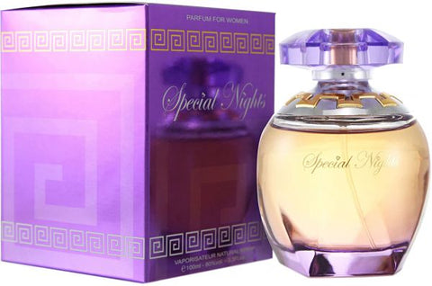 Special Night for Women- EDP 100 ML (3.4 oz) by Arabian Oud - Intense oud