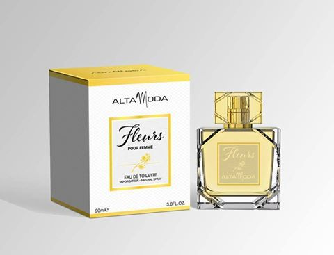 Fleurs for Women EDT- 90 ML (3.0 oz) by Alta Moda