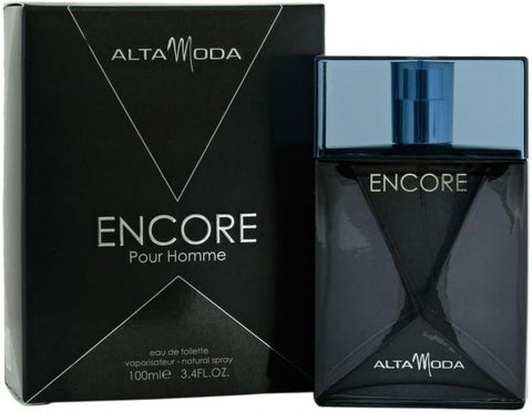Encore for Men EDT- 100 ML (3.4 oz) by Alta Moda