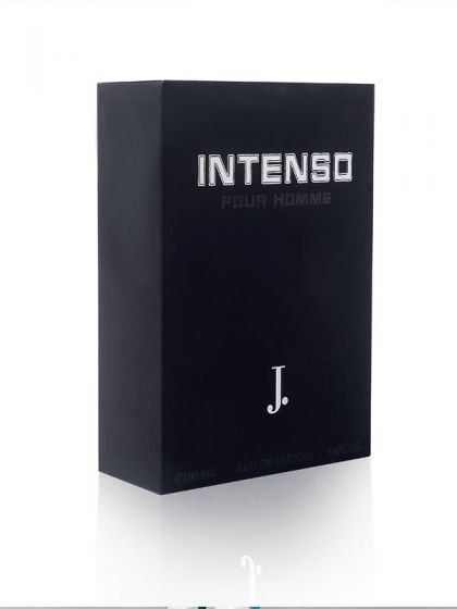 Intenso for Men EDP- 100 ML (3.4 oz) by Junaid Jamshed