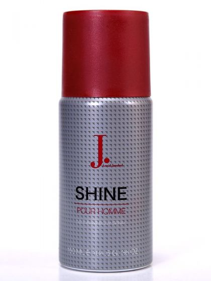 Shine Deodorant for Men - 150 ML (5.0 oz) by Junaid Jamshed