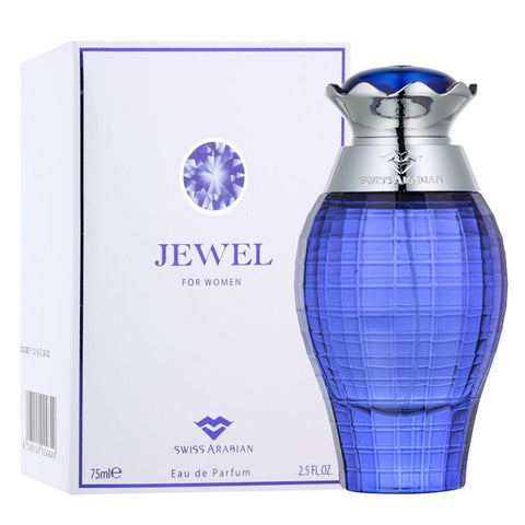 Jewel for Women EDP- 75 ML (2.5 oz) by Awiss Arabian