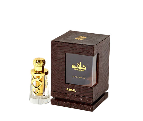 Khallab Perfume Oil - 3 ML (0.10 oz) by Ajmal