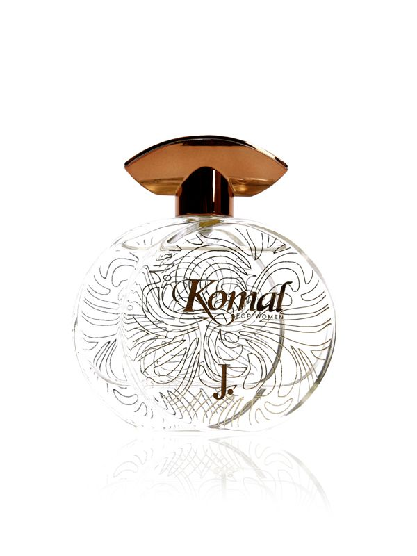 Komal for Women EDP- 100 ML (3.4 oz) by Junaid Jamshed - Intense oud