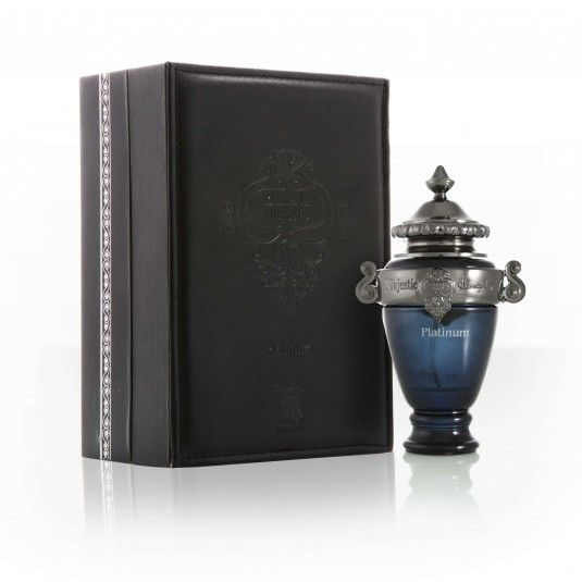 Majestic Platinum EDP- 100 ML (3.4 oz) by Arabian Oud