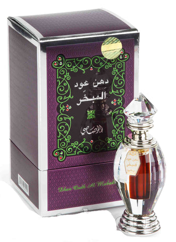 Dhan Oudh Al Mubakhar Perfume Oil - 3 ML (0.10 oz) by Rasasi