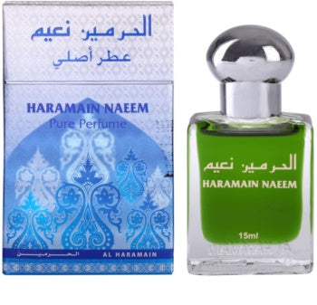 Al Haramain Naeem Perfume Oil - 15 mL (0.51 oz) by Haramain