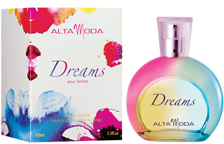 Dreams for Women EDT- 100 ML (3.4 oz) by Alta Moda