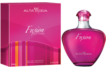 Fusion for Women EDT- 100 ML (3.4 oz) by Alta Moda
