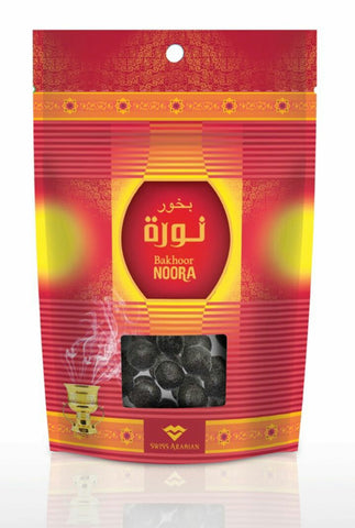 Arabia Incense Noora Bakhoor 40 GM (1.4 oz) by Swiss Arabian