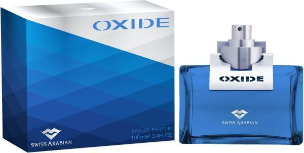 Oxide Blue EDP- 100 ML (3.4 oz) by Swiss Arabian - Intense oud