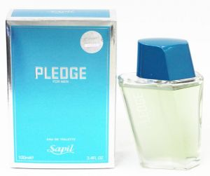 Pledge EDT - 100 mL (3.4 oz ) by Sapil - Intense oud