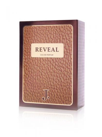 Reveal for Men EDP- 100 ML (3.4 oz) by Junaid Jamshed - Intense oud