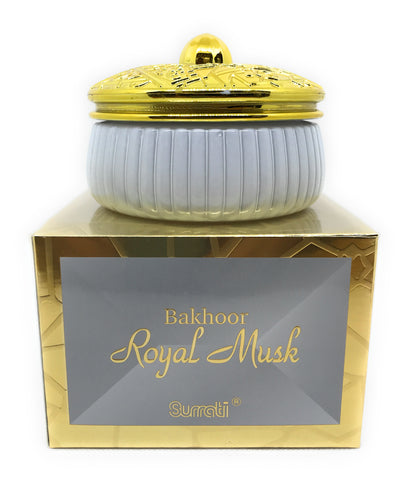 Bakhoor Royal Musk - 70 GM (2.5 oz) by Surrati