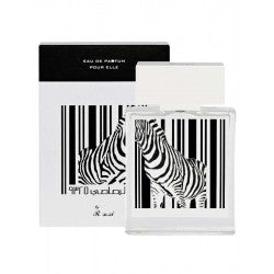 Rumz Zebra EDP - Eau de Parfum Couple Set by Rasasi - Intense oud
