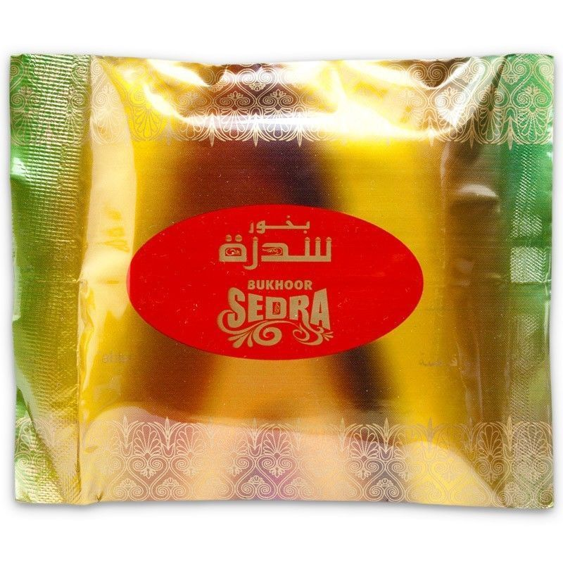 Sedra Bakhoor Tablet - 45 GM (1.6 oz) by Al Haramain - Intense oud