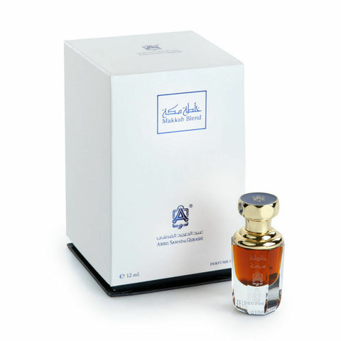 Makkah Blend Perfume Oil - 12 ML (0.4 oz) by Abdul Samad Al Qurashi