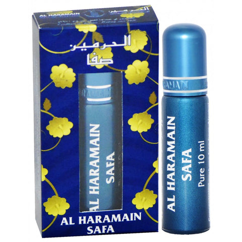 Al Haramain Safa Perfume Oil - 10 mL (0.33 oz) by Haramain