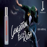 Generation for Men EDP- 100 ML (3.4 oz) by Junaid Jamshed - Intense oud