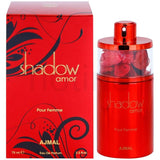 Shadow Amor for Women EDP - 75 ML (2.5 oz) by Ajmal - Intense oud