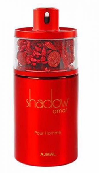 Shadow Amor for Men EDP - 74 ML (2.5 oz) by Ajmal - Intense oud