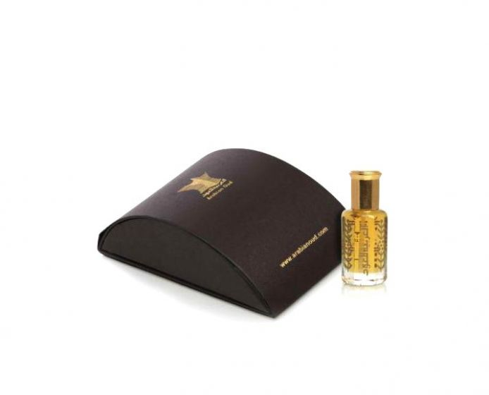 Sultan CPO - Concentrated Perfume Oil (Attar) 6 ML (0.2 oz) by Arabian Oud - Intense oud