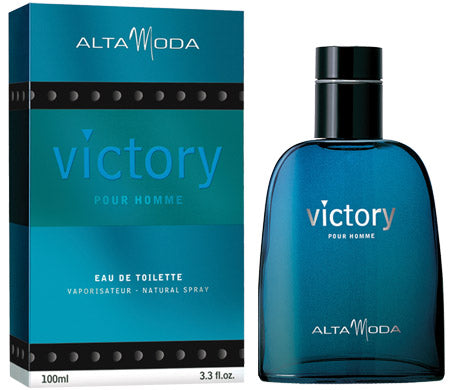 Victory for Men EDT- 100 ML (3.4 oz) by Alta Moda - Intense oud