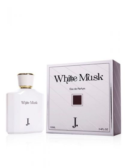White Musk for Men EDP- 100 ML (3.4 oz) by Junaid Jamshed