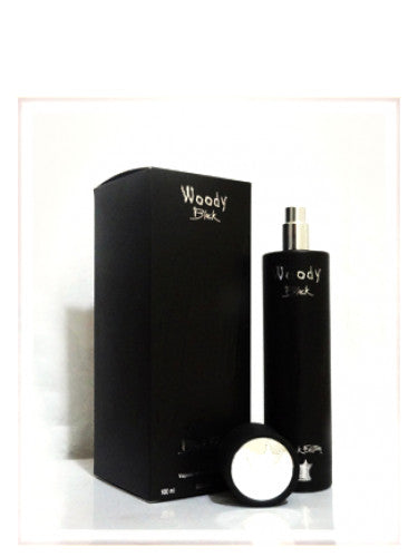 Woody Black EDP- 100 ML (3.4 oz) by Arabian Oud - Intense oud
