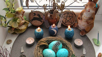 Release & Manifest New Blessings Ritual & Altar