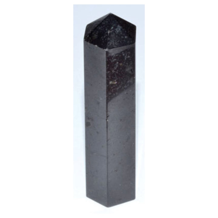 "~4"" Tourmaline, Black obelisk"