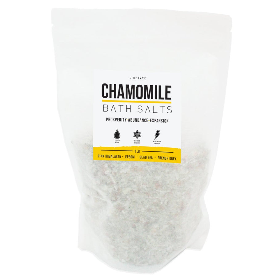 Chamomile Bath Salts