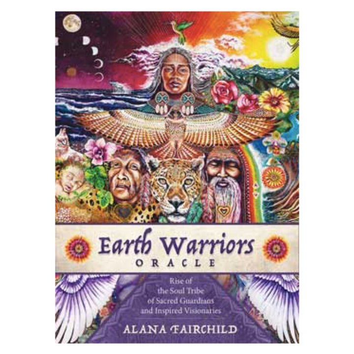 Earth Warriors oracle by Alana Fairchild