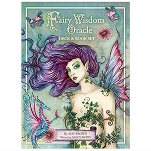 Fairy Wisdom oracle by Brown & Brown