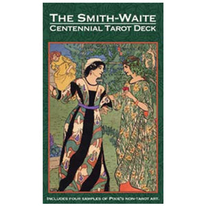 Smith-Waite tarot deck by Pamela Colman Smith