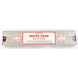 White Sage satya incense stick 15 gm
