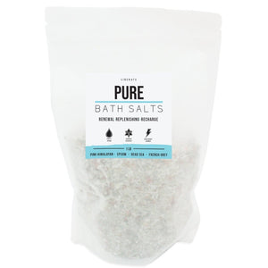 Liberate Blessed & Charged Pure Bath Salts