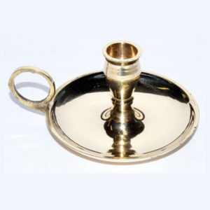 Brass mini candle holder