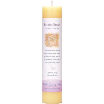 Reiki Infused Crystal Journey Candles