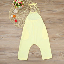 Load image into Gallery viewer, Toddler Kid Baby Girls Straps Rompers Jumpsuits Piece Pants Clothing