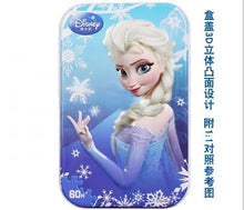 Load image into Gallery viewer, Hot Sale. Disney Frozen Car Disney 60 Slice Small Piece Puzzle Toy Children  Wooden Jigsaw Puzzles Kids Educational Toys for Baby